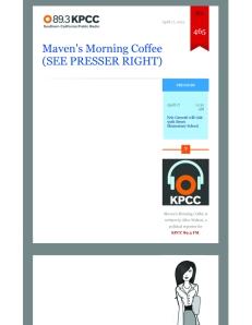 CITY MAVEN MORNING COFFEE1