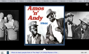 AMOS 'n' ANDY's WHITE CREATORS