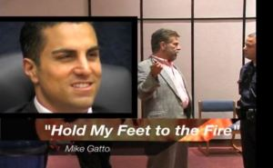 Gatto - Feet to the Fire