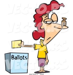 VOTER Ballot 01
